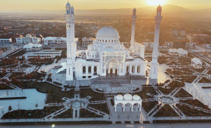 мечеть гордость муульман