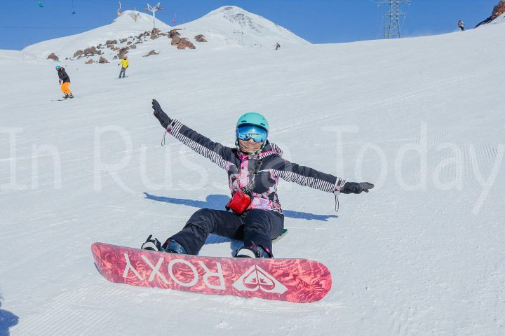 Сноубордический лагерь