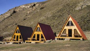 домики с горах
