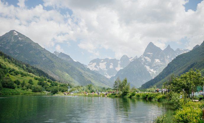 Кавказская Швейцария +
