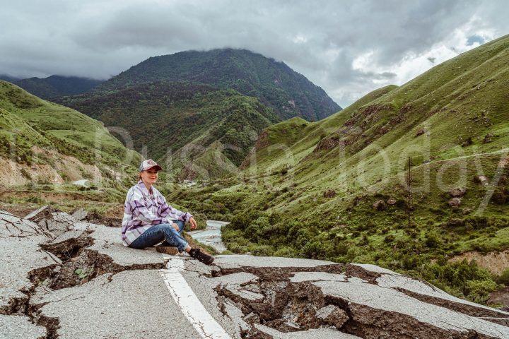 Дигория: Долина водопадов
