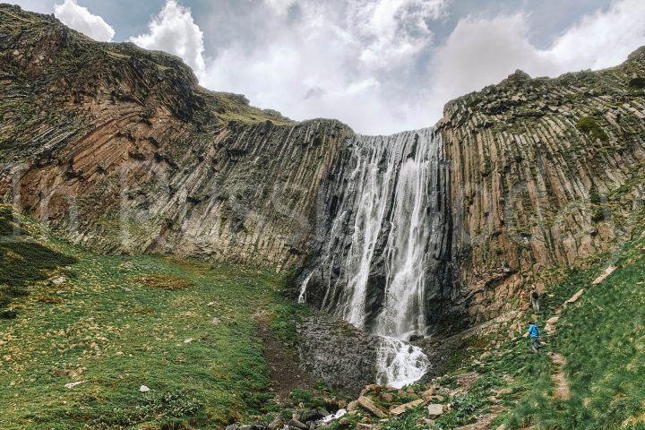Треккинг-тур Водопад Терскол