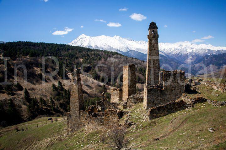 Кавказские каникулы (Часть 2)